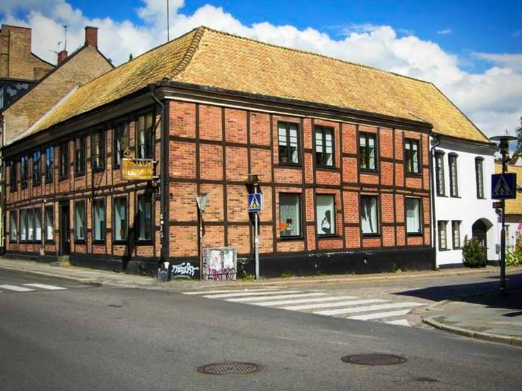butiken, Emmaus Lund