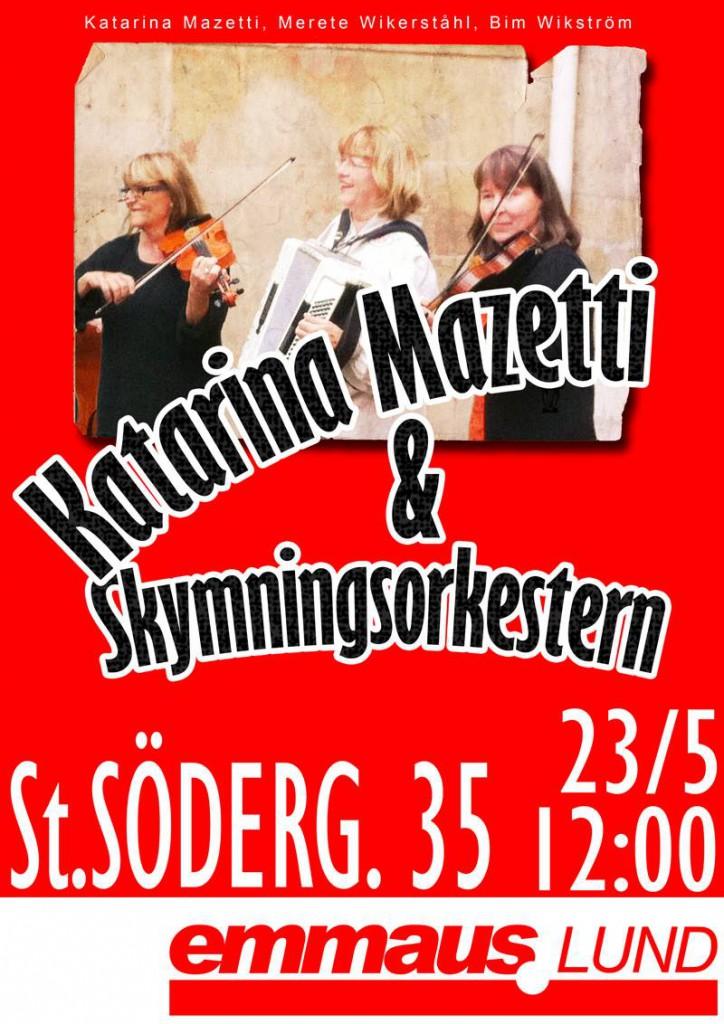 Katarina Mazetti & Skymningsorkestern