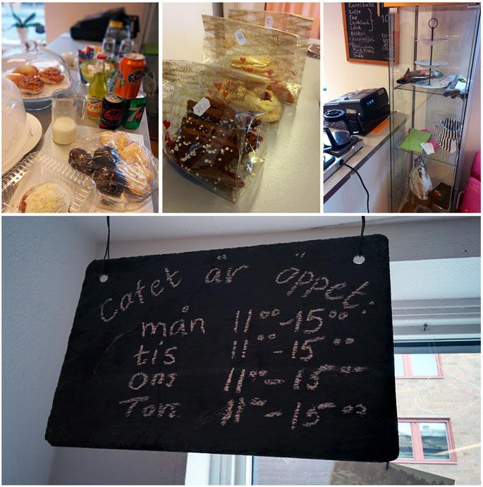 Arbetscentrums café
